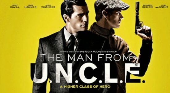 The Man from UNCLE – Movie Review