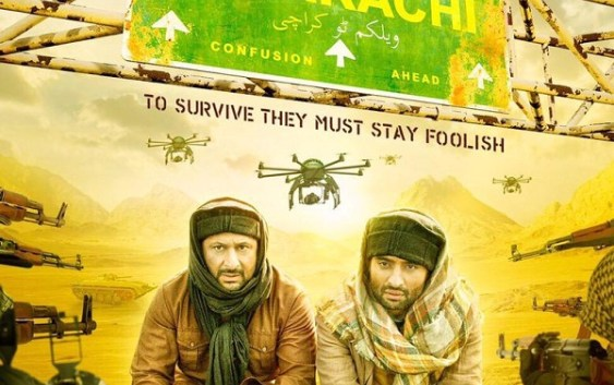 Welcome To Karachi – Movie Review