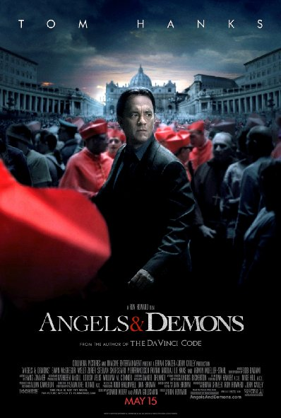Angels & Demons – Movie Review
