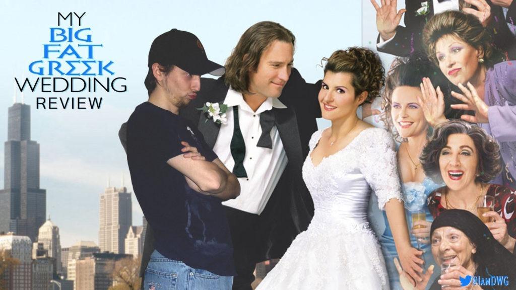 My Big Fat Greek Wedding Movie Review.