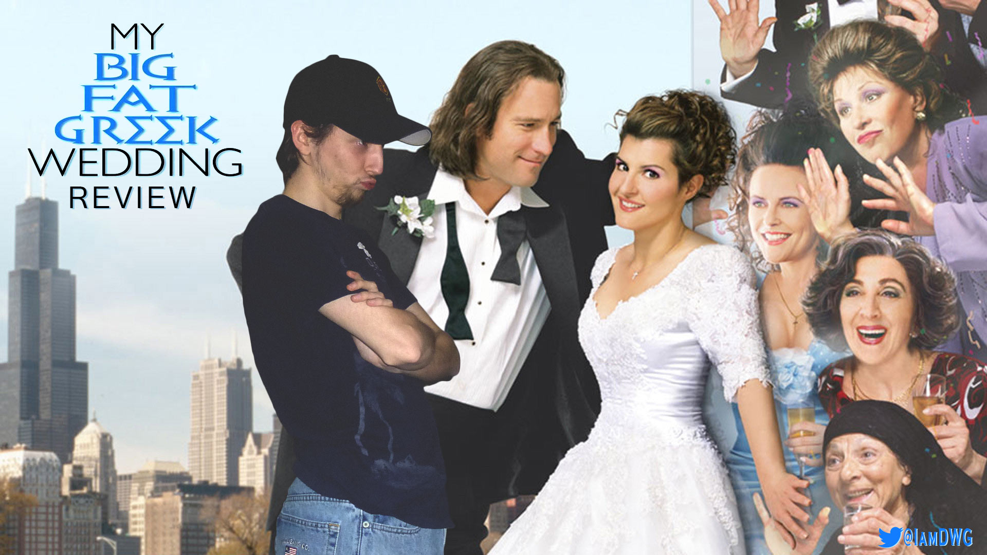 My Big Fat Greek Wedding Movie Review.