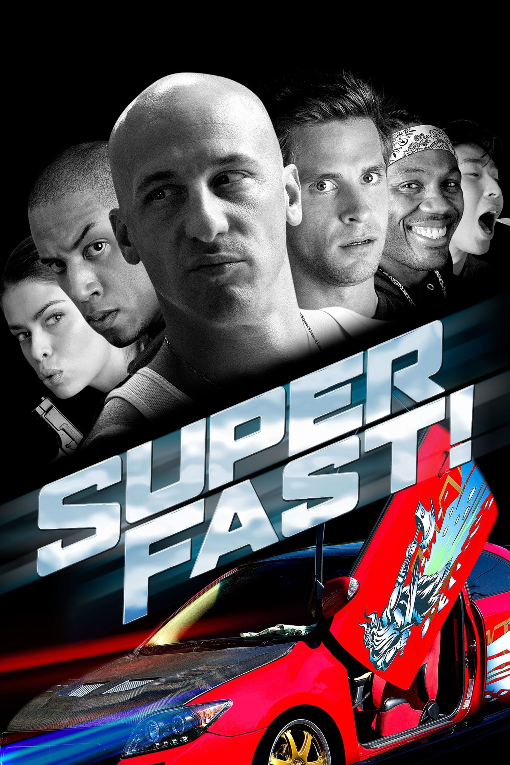 Superfast – Movie Review