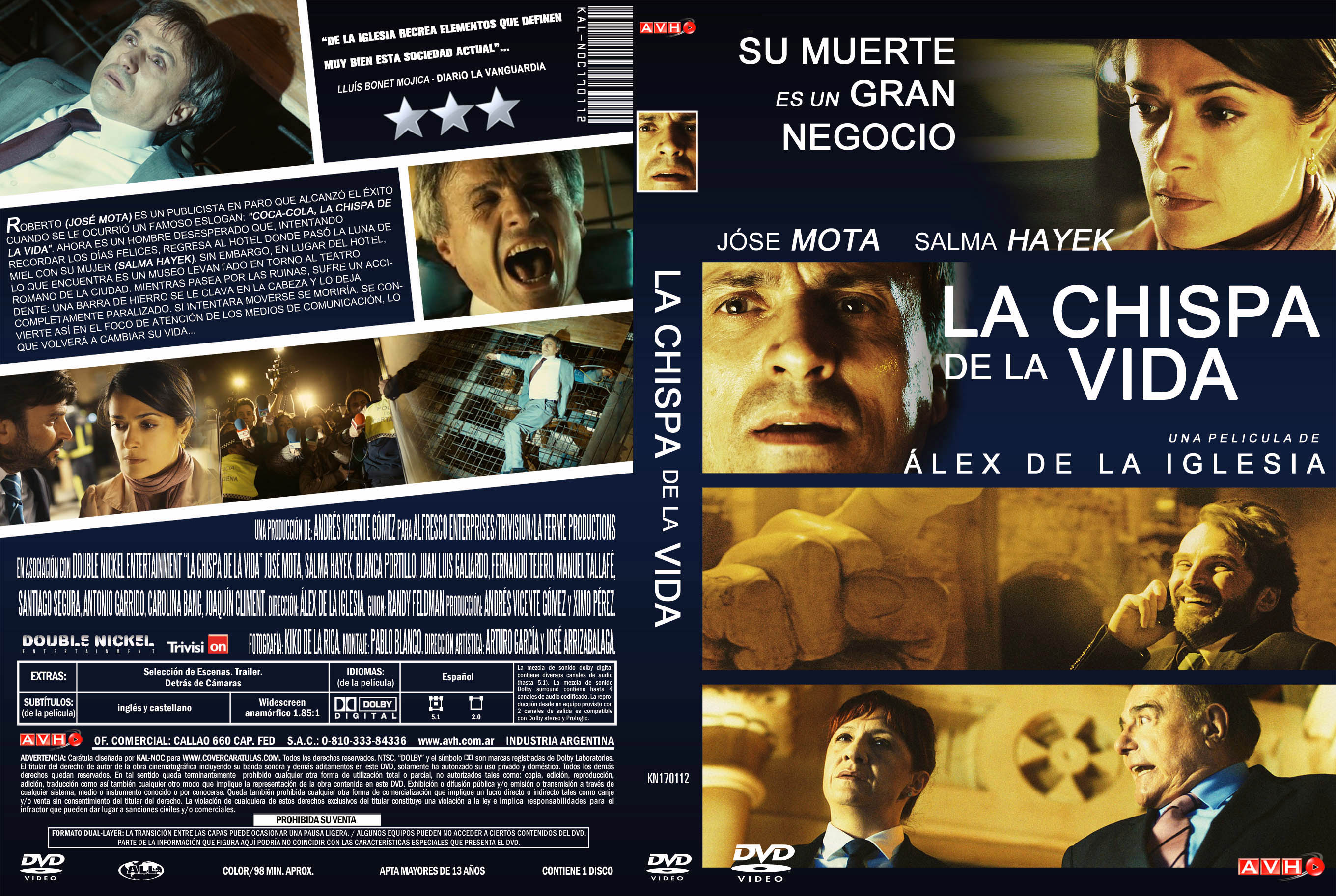 La chispa de la vida – Movie Review
