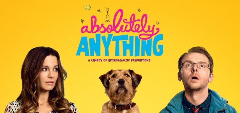 Absolutely Anything Movie Review