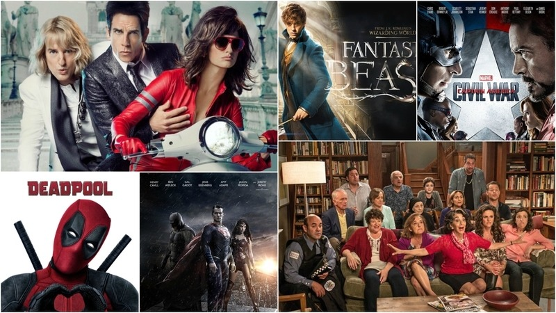 Hollywood So Far In 2016 – Expectations & Reality