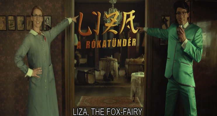 Liza, a rókatündér – Movie Review