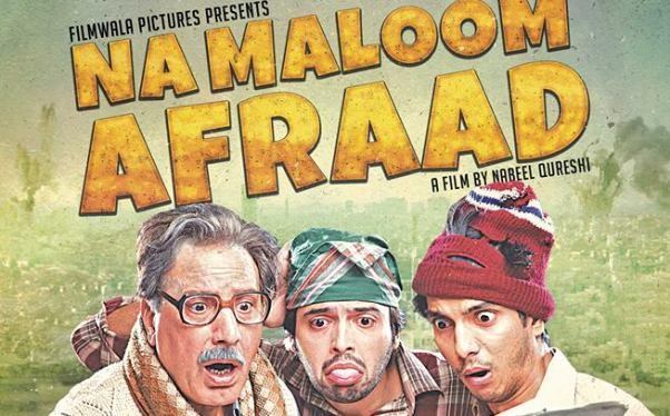 Na Maloom Afraad – A Movie Review