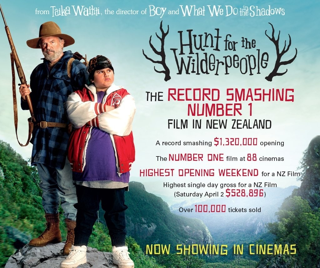 """Hunt for the Wilderpeople"" Review – An Entertaining & Adventurous Journey With Ricky Baker"