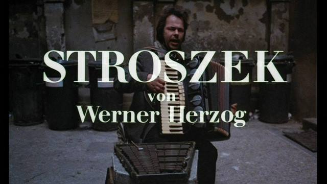 Stroszek 1977 German Movie.