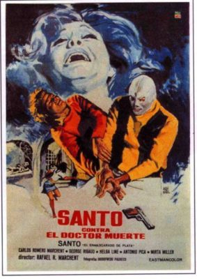 Santo contra el doctor Muerte – 1973 Movie Review