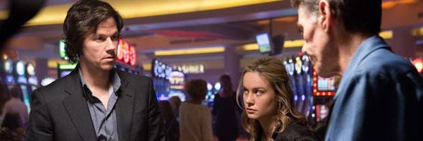 Mark Wahlberg & Brie Larson In The Gambler