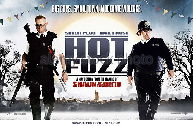 Hot Fuzz – Movie Review