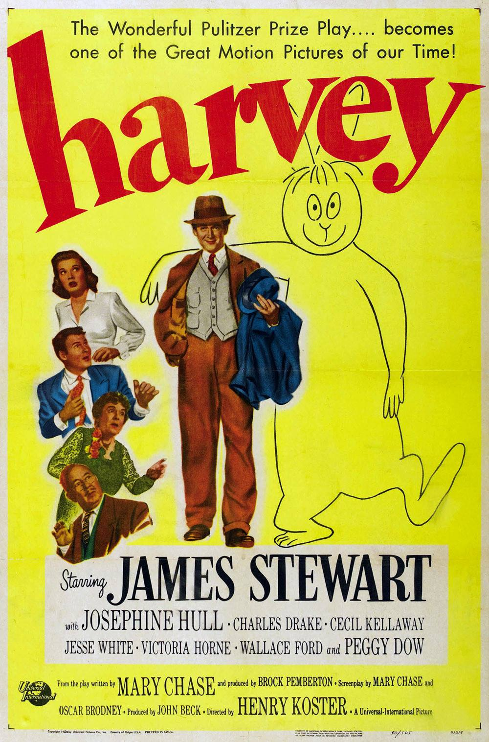 Harvey 1950 Movie