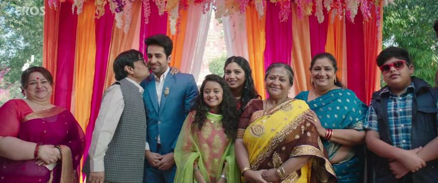 Shubh Mangal Saavdhan - A Complete Family Affair.