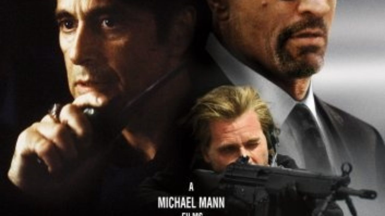 Al Pacino HEAT Awsome POSTER
