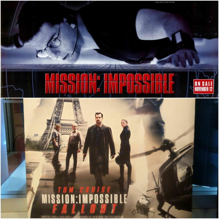 5 Similarities Between Mission Impossible 1 & Mission