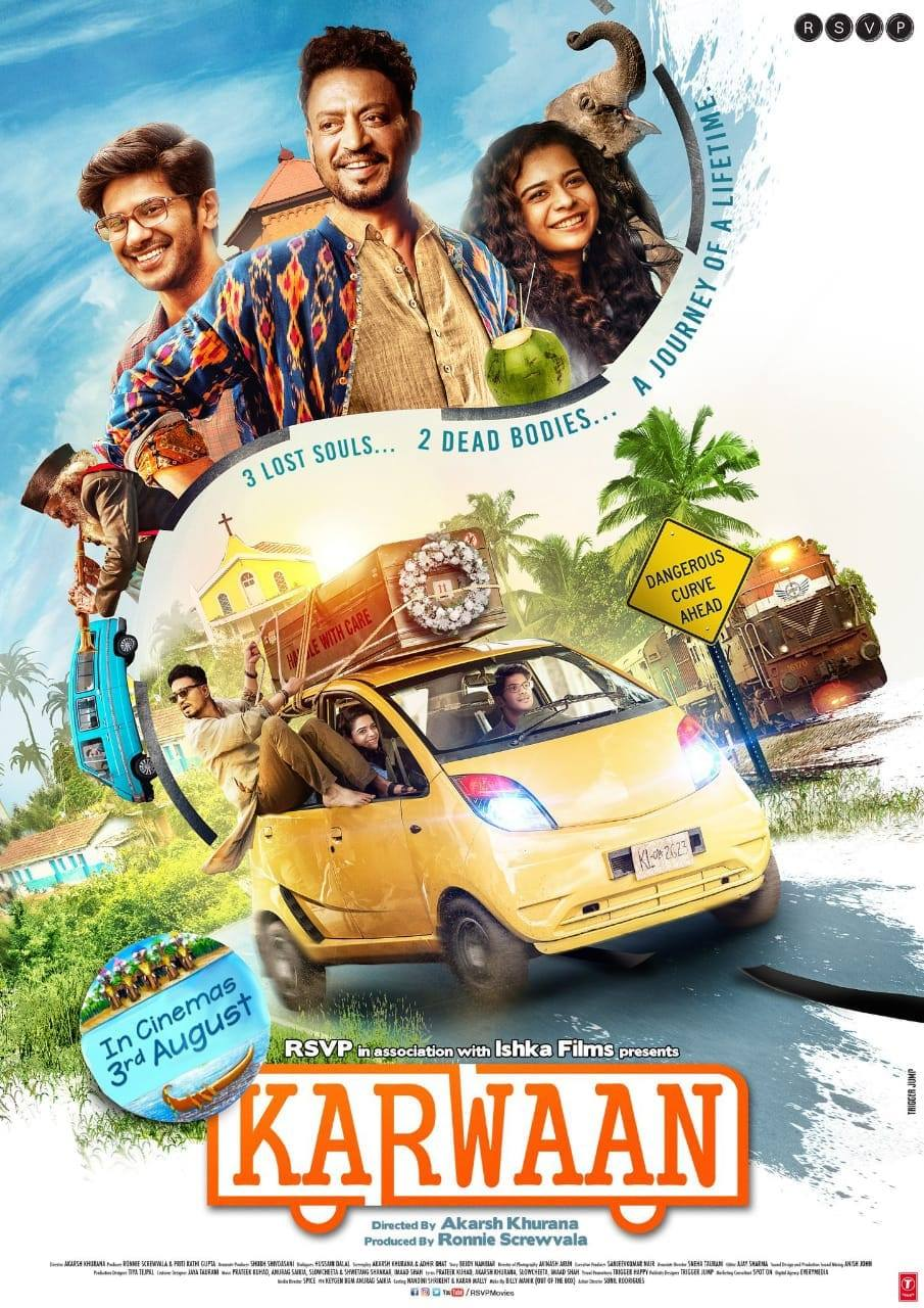 3 Reasons You Must Watch Karwaan Movie