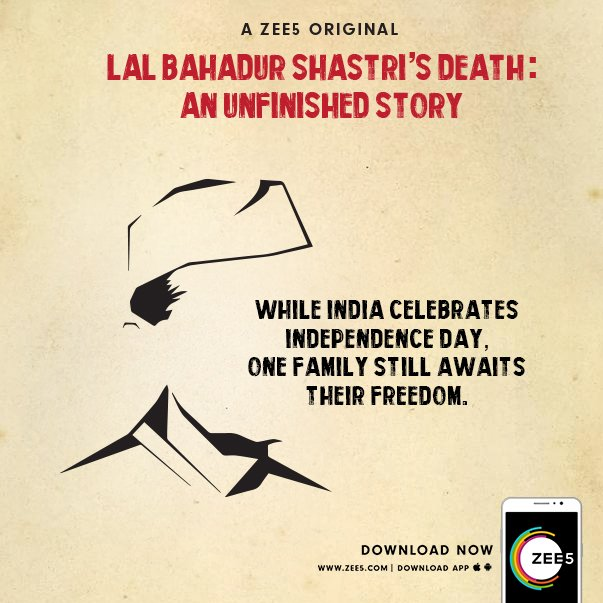 Lal Bahadur Shastri's Death – An Unfinished Story – Review
