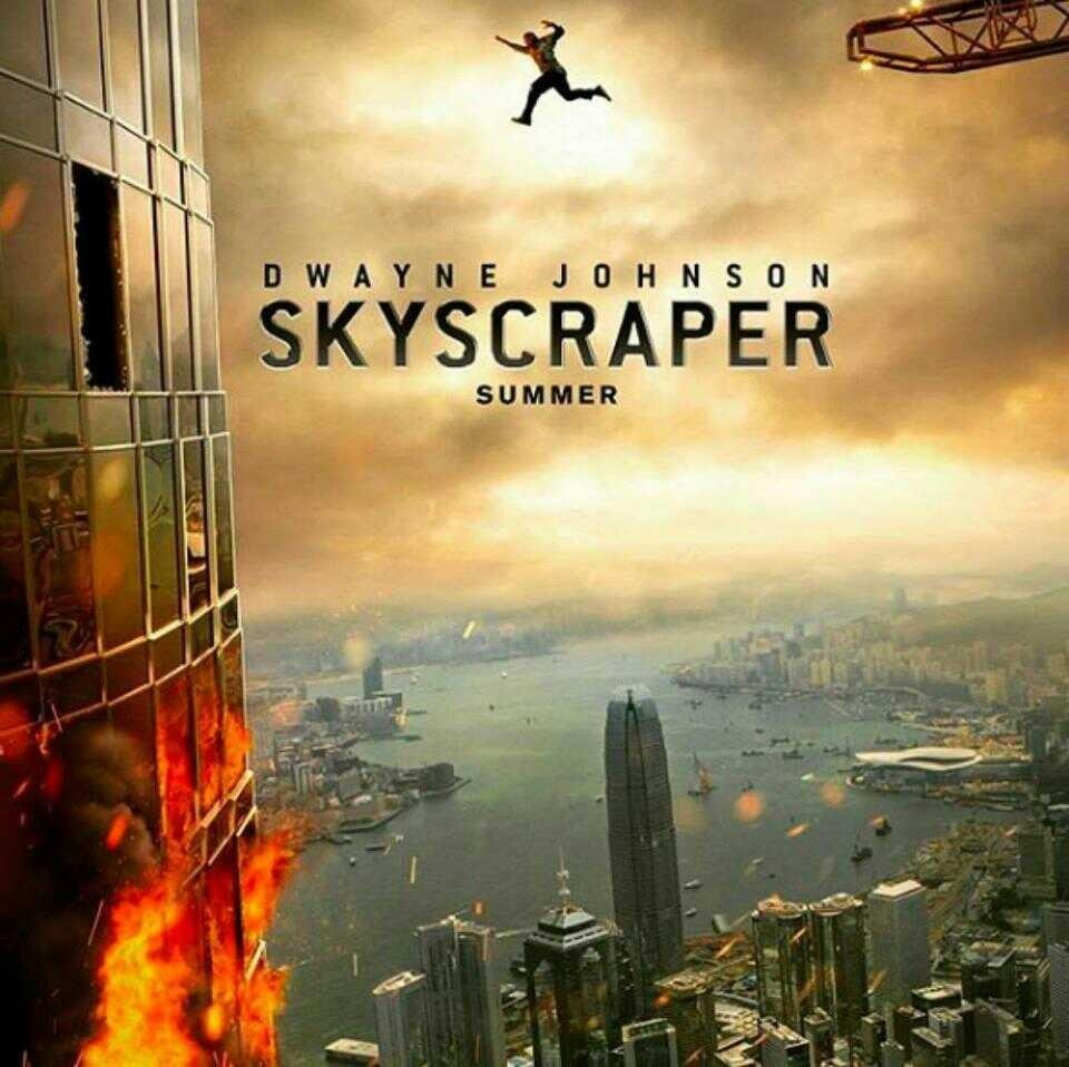 Skyscraper Movie Review
