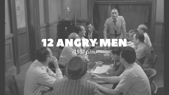 12 Angry Men: 12 Thinking Heads That Are Often Found in Meetings