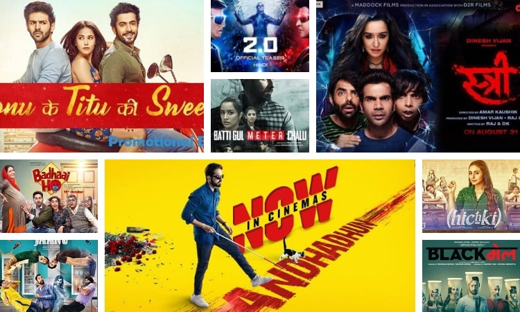 Bollywood's Best Movies of 2018