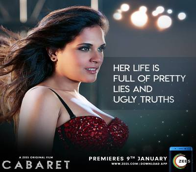 Richa Chadha-In-Cabaret-Movie-2018