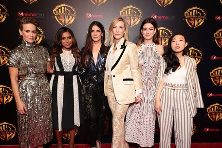 Ocean's 8 - A Star Studded 2018 Hollywood Movie