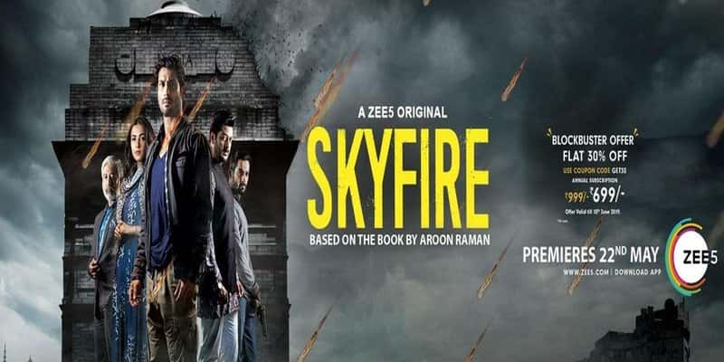 Skyfire_Web Series_2019