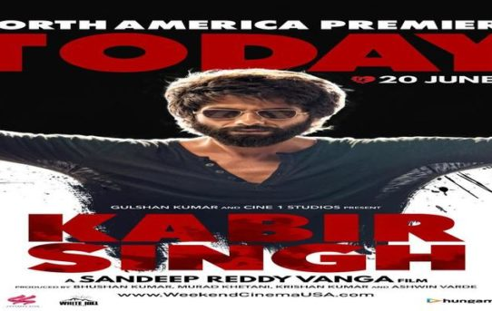 Kabir Singh - 2019 Bollywood Movie