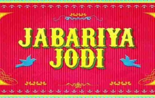 Jabariya Jodi Poster