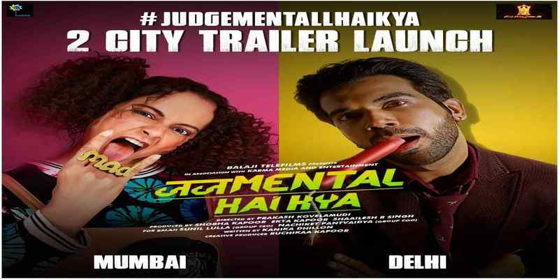 Judgementall Hai Kya Trailer Review: An Intense Murder Mystery