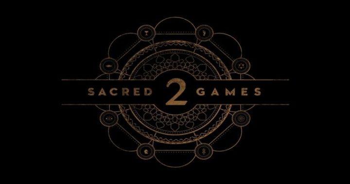 Sacred Games Season 2 TV Series - Netflix Original