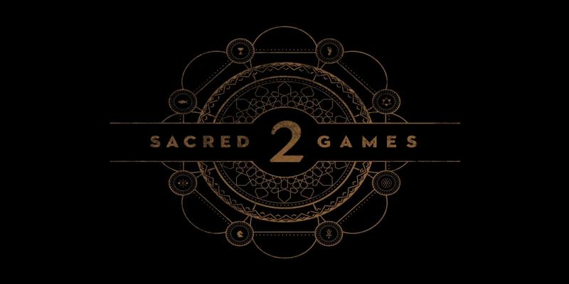 Sacred Games Season 2 TV Series - Netflix Original