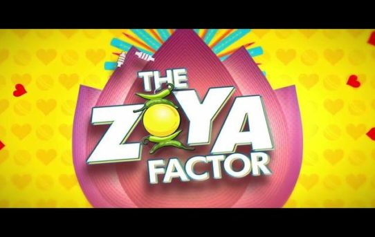 The Zoya Factor-2019-Movie