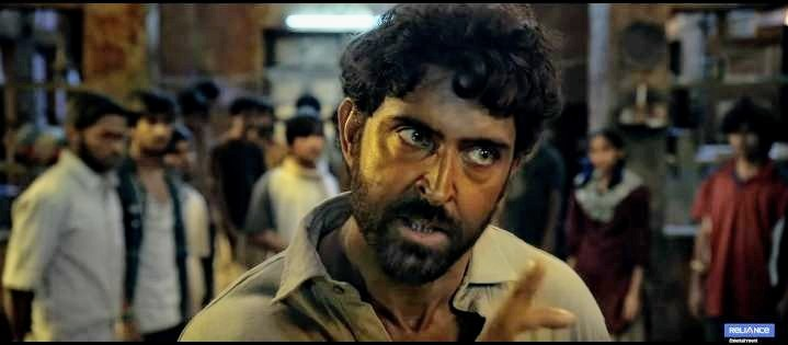 Hrithik Roshan gave a stellar performance in Super 30