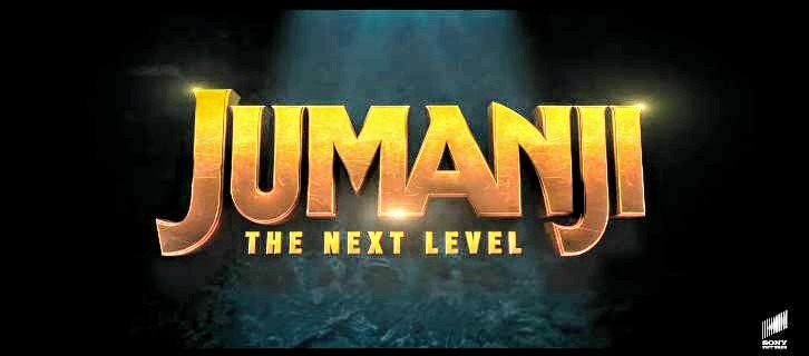Jumanji - The Next Level Poster 2019
