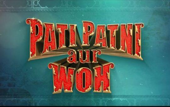 Pati Patni Aur Woh 2019 Movie Poster