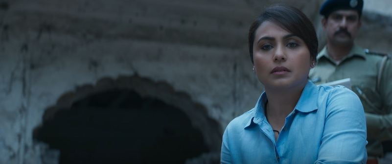Rani Mukerji gives a stellar performance in Mardaani 2