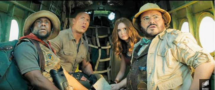 The team needs to save Jumanji again. Will they be able to do it