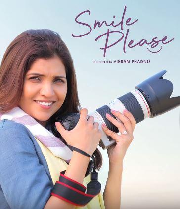 Mukta Barva In Smile Please Marathi Movie