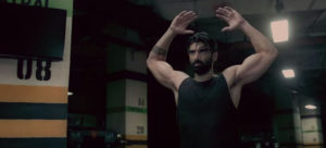 Aditya Roy Kapur as Advait in Malang is impressive as well as fascinating