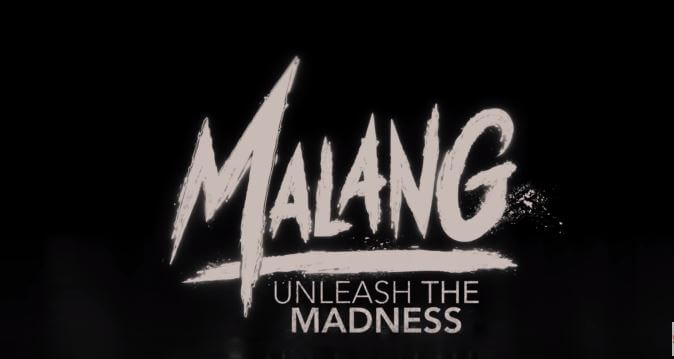 Malang - Unleash The Madness - Poster