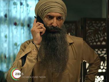 Rahul Dev in Operation Parindey - A ZEE5 Original Movie