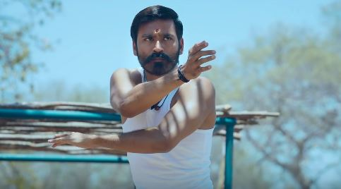 Dhanush in double role in 2020 movie Pattas