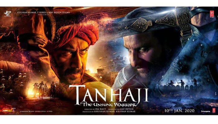 Tanhaji – Movie Review
