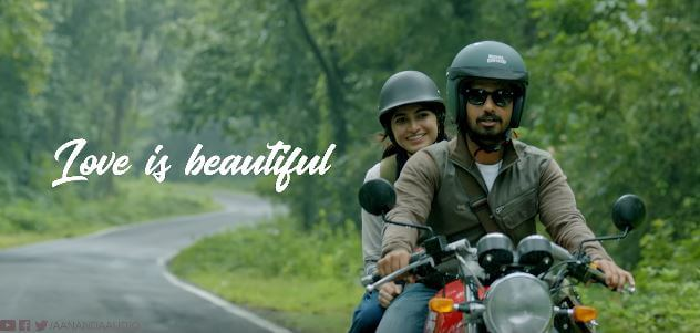 Kushi Ravi & Pruthvi Ambaar's chemistry is the high point in Dia movie.