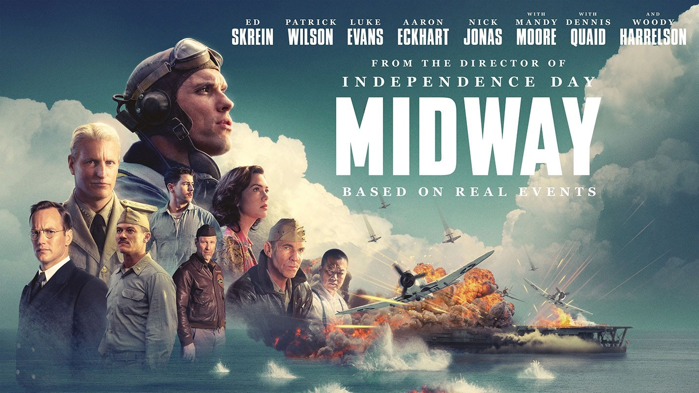 Midway – 2019 Movie Review