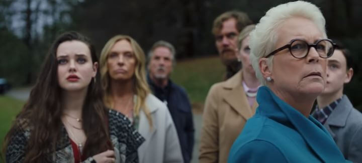 A Scene From 2019 Movie - Knives Out