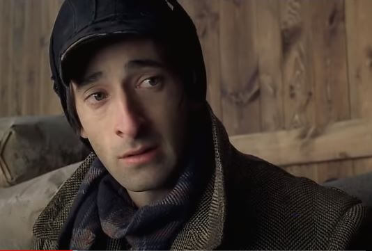 Adrien Brody is brilliant as Szpilman in The Pianist Movie