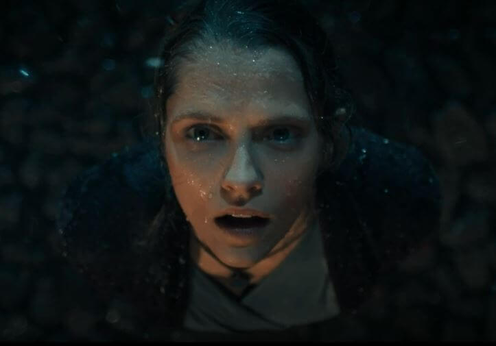 Diana Bishop Unknowingly Summoning The Witch Rain in Episode 4.